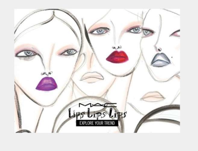 mac lips lips lips